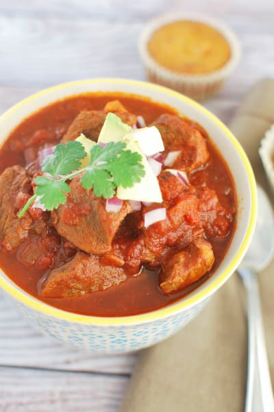 Paleo Chili Picture