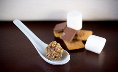 Healthy S'mores Recipe
