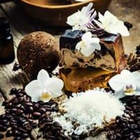 Easy Coffee Salt Scrub Recipe