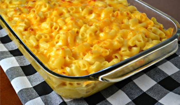 Baked Macaroni and Cheese Picture