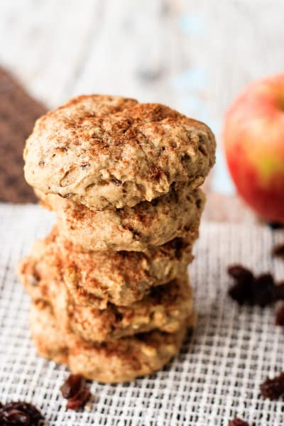 Apple Oatmeal Breakfast Cookies Picture