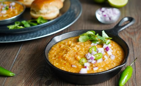 Instant Pot Pav Bhaji Photo