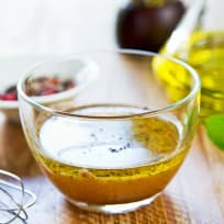 Oil and Vinegar Dressing