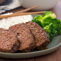 Instant Pot Gluten Free Teriyaki Meatloaf Recipe
