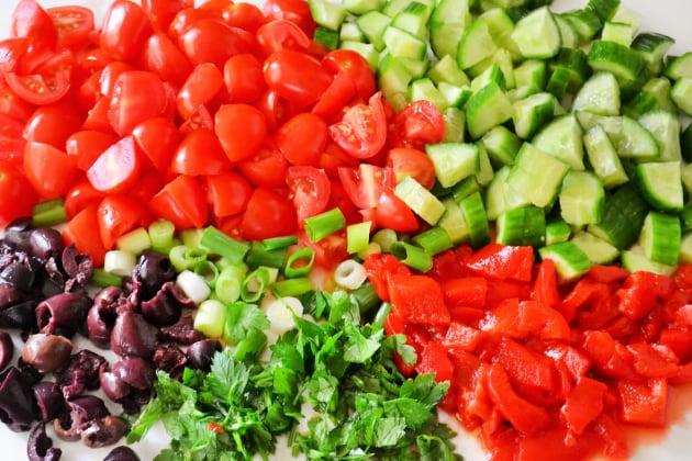 Shopska Salad Image
