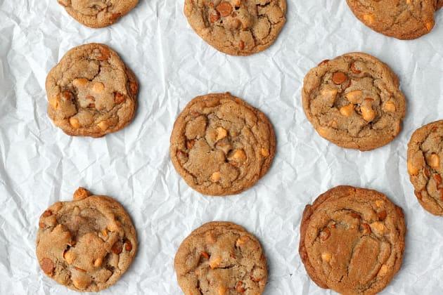 Brown Butter Cinnamon Butterscotch Cookies Photo