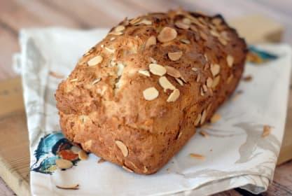 Almond Bread: Quick Bread Extraordinaire