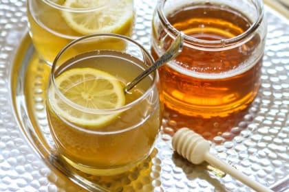 热棕榈酒茶