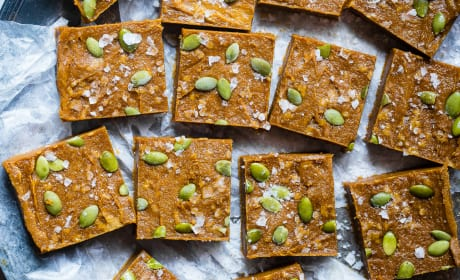 Paleo Pumpkin Freezer Fudge Photo
