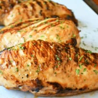 Grill Pan Chicken Breasts Recipe