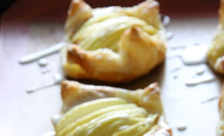 Apple Cinnamon Danish Pastry Pic