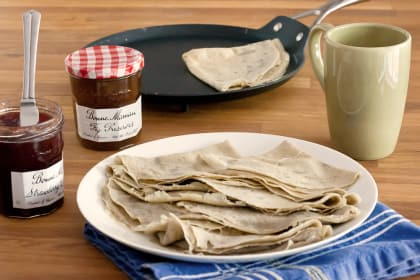 Gluten Free Crepes