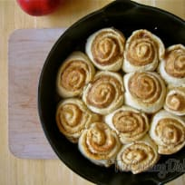 Butterscotch Biscuits Recipe