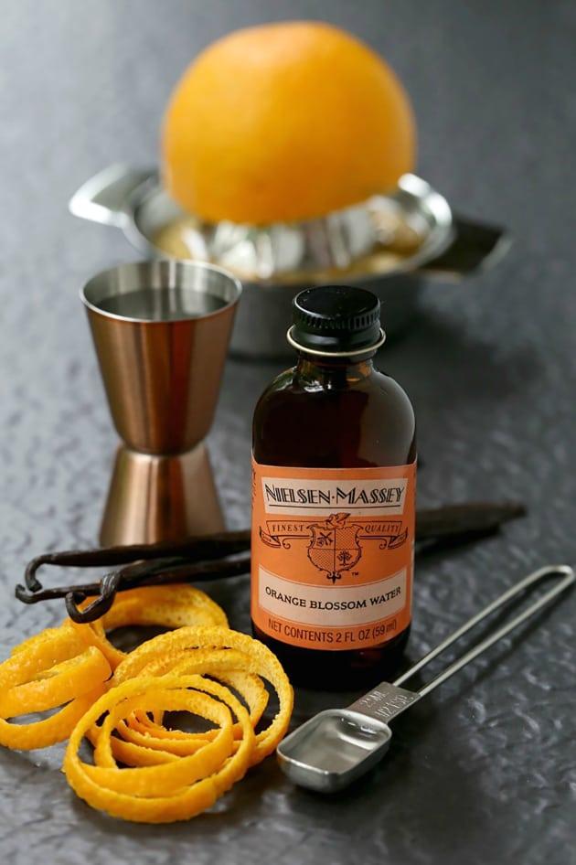 Orange Blossom Vodka Martini Picture