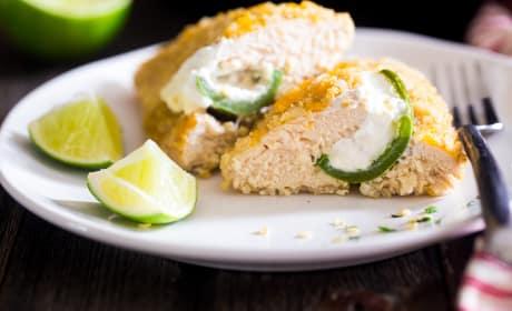 Jalapeño Popper Chicken Recipe