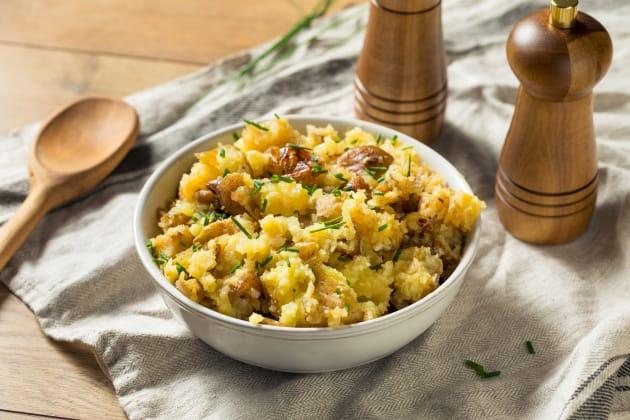 Parmesan Potatoes Photo