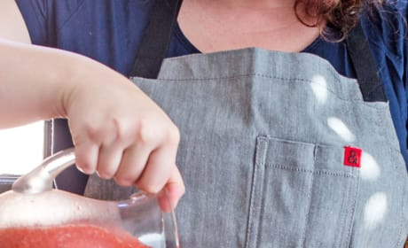 Strawberry Pimm's Slush Pic