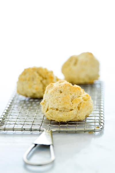 Gluten Free Drop Biscuits Picture