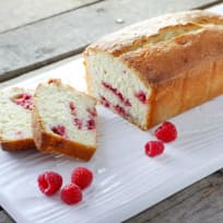 Raspberry Pound Cake Recipe