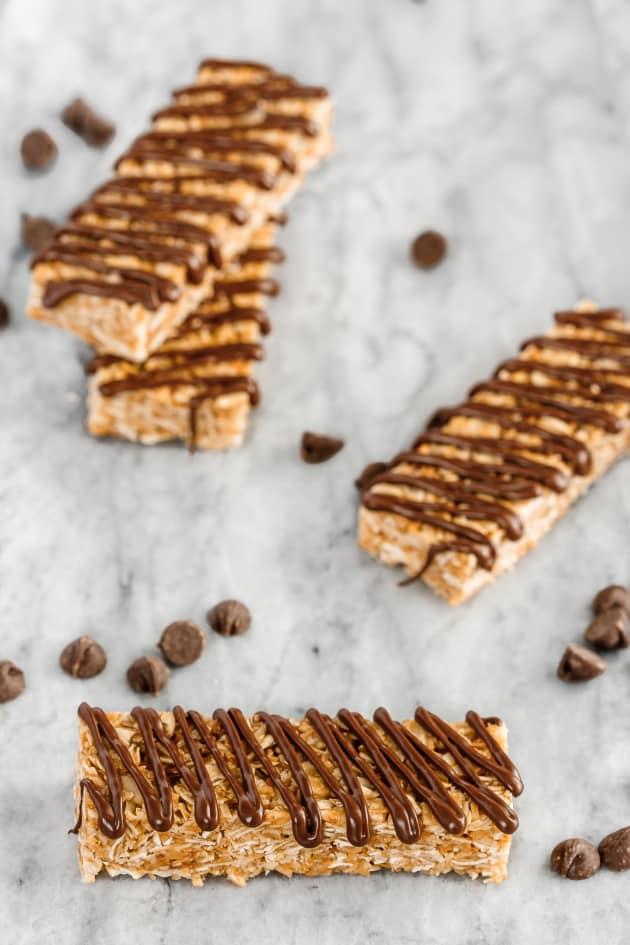 Coconut Granola Bars Image