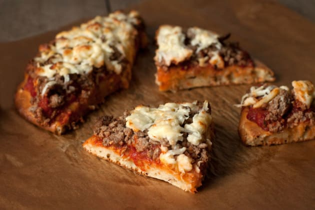 Paleo Pizza Crust Picture