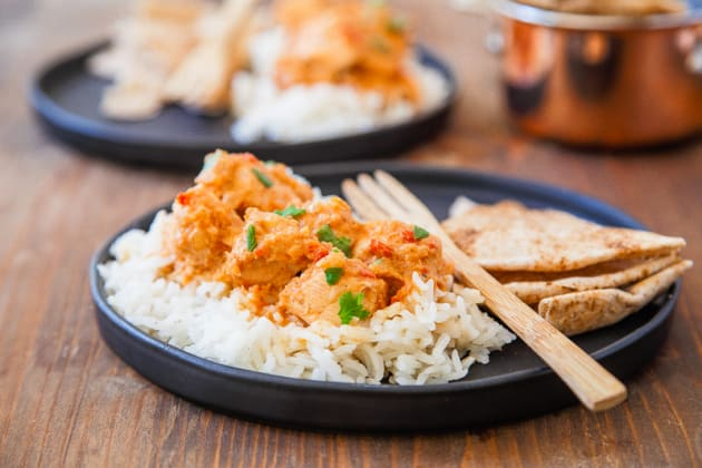 Indian Butter Chicken Photo