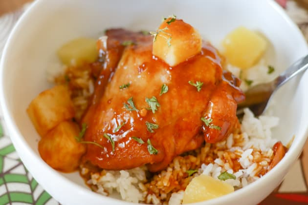 Honey Ginger Chicken Photo