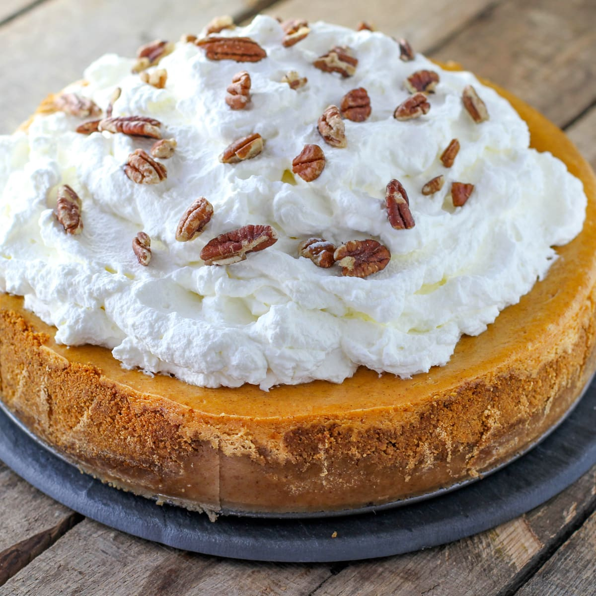 Cheesecake Factory Pumpkin Cheesecake Recipe Food Fanatic