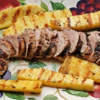 Grilled Pork Loin Recipe