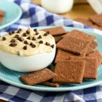Gluten Free Cookie Dough Dip Recipe