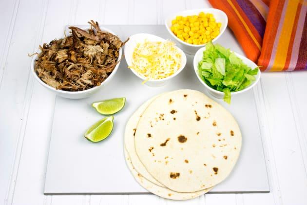 Food Network Chicken Carnitas