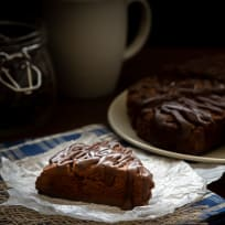 Double Chocolate Scones Recipe