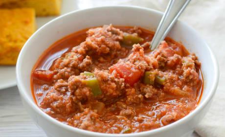 Paleo Stuffed Pepper Soup Recipe