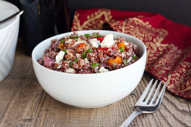 Roasted Vegetable Quinoa Salad Picture