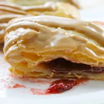 Peanut Butter and Jelly Pop Tarts Recipe