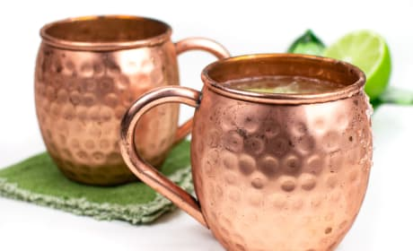 Irish Moscow Mule Recipe