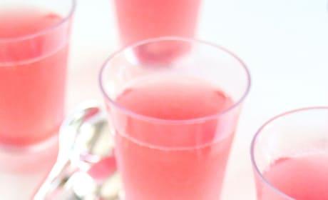Champagne Jello Shots Image