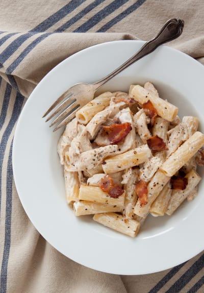 Chicken Bacon Pasta Photo