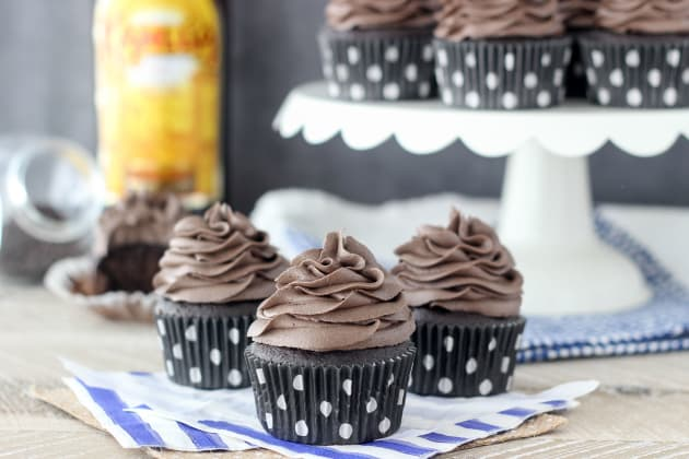Kahlua Cupcakes Photo