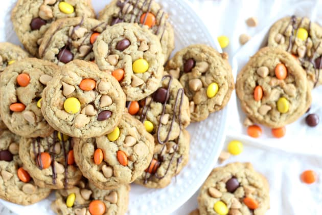 Oatmeal Peanut Butter Cookies Photo