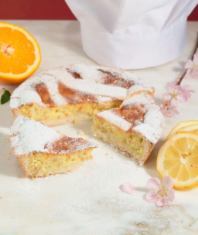Neapolitan Easter Pie Pic
