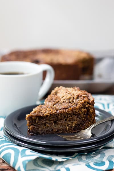 Espresso Streusel Coffee Cake Picture
