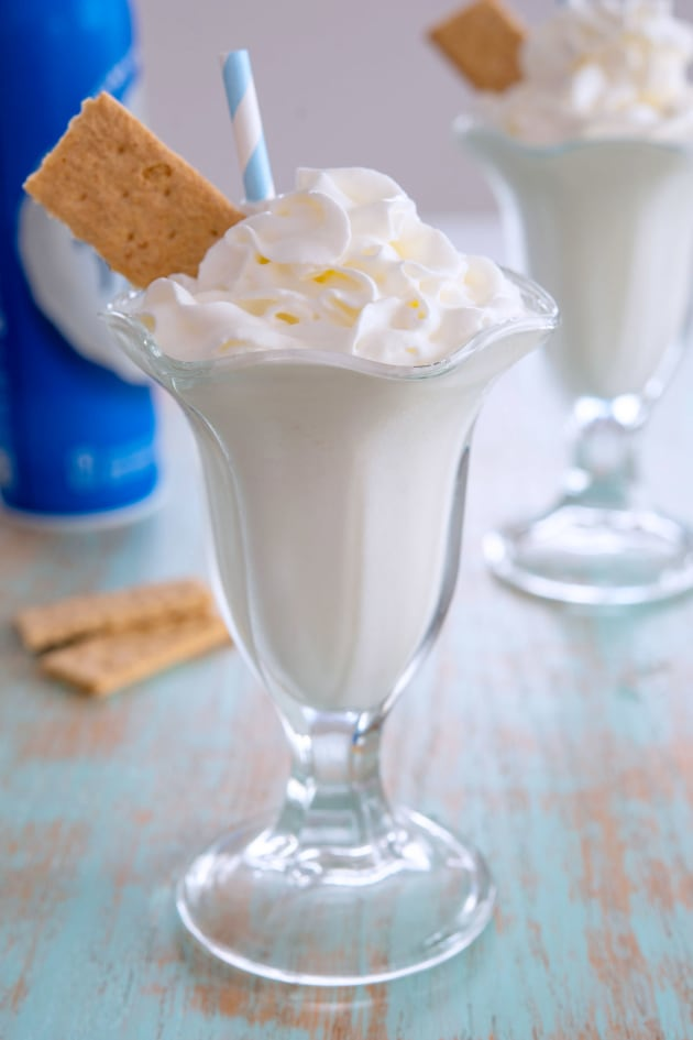 Cheesecake Milkshake Picture