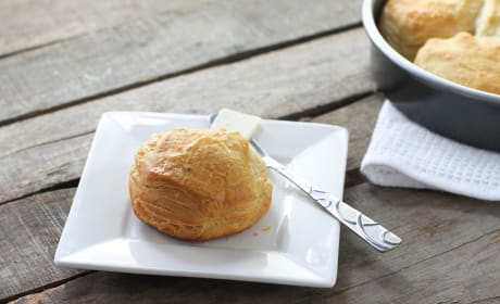 Homemade Buttermilk Biscuits Picture