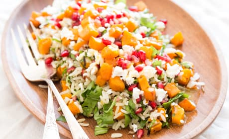Harvest Wild Rice Salad Recipe