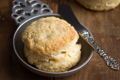 Fluffy Buttermilk Biscuits: Mile High Amazing