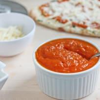 Fresh Tomato Pizza Sauce Recipe