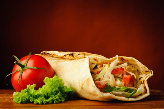 Chicken Shawarma Photo