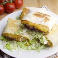 Quesadilla Burgers Recipe