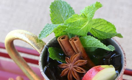 Apple Cider Mojito Picture